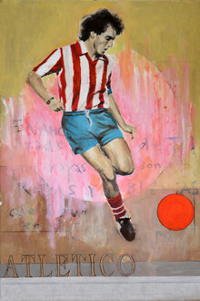 David Diehl, One Love Atletico (Spanien, Europa)