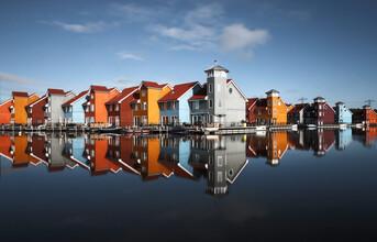 Manuela Deigert, Colorful homes (Niederlande, Europa)