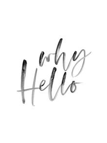 Vivid Atelier, Why Hello No2 (Großbritannien, Europa)