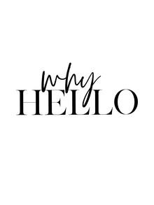 Vivid Atelier, Why Hello (Großbritannien, Europa)