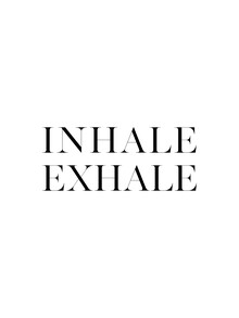 Vivid Atelier, Inhale Exhale No2 (United Kingdom, Europe)