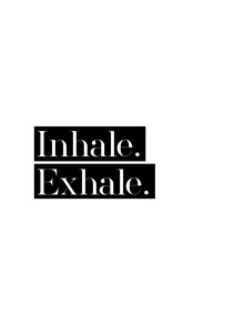 Vivid Atelier, Inhale Exhale No3 (United Kingdom, Europe)
