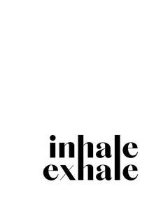 Vivid Atelier, Inhale Exhale No4 (United Kingdom, Europe)