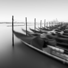 Ronny Behnert, Gondola - Study 10 | Venedig (Italien, Europa)