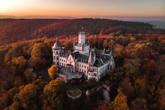 Tobias Winkelmann, Schloss Marienburg Sonnenuntergang (Deutschland, Europa)