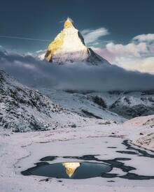 André Alexander, Matterhorn (Schweiz, Europa)