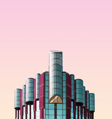 Simone Hutsch, Glas Palast (Schweden, Europa)