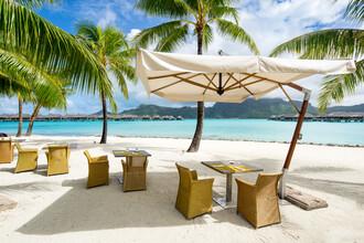 Jan Becke, Summer vacation on Bora Bora (French Polynesia, Oceania)
