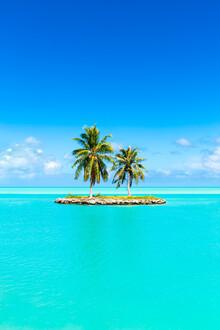 Jan Becke, Tropische Insel in der Südsee (Französisch-Polynesien, Australien und Ozeanien)