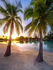 Jan Becke, Urlaub in der Südsee (Französisch-Polynesien, Australien und Ozeanien)