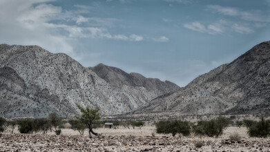 Dennis Wehrmann, In the middle of nowhere... (Namibia, Africa)