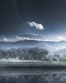 Ashley Groom, Mt Agung (Indonesien, Asien)
