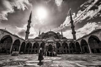 Christian Köster, Moschee (Türkei, Europa)