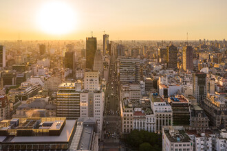 Christian Köster, Urbaner Horizont (Argentinien, Lateinamerika und die Karibik)