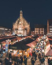 Thomas Müller, Weihnachtsmarkt Nürnberg (Deutschland, Europa)