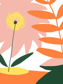 Uma Gokhale, Summer Blossom (Indien, Asien)