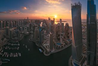 Jean Claude Castor, Dubai Marina (Vereinigte Arabische Emirate, Asien)