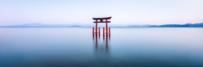 Jan Becke, Rotes Torii (Japan, Asien)