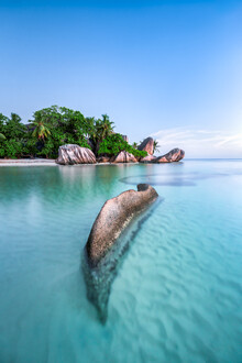 Jan Becke, La Digue (Seychelles, Africa)