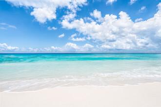 Jan Becke, Beautiful beach on the Maledives (Maldives, Asia)
