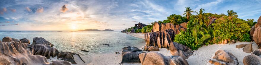 Jan Becke, Anse Source d'Argent beach (Seychelles, Africa)