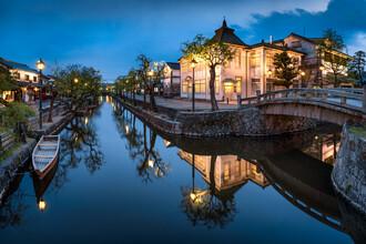 Jan Becke, Altstadt von Kurashiki (Japan, Asien)