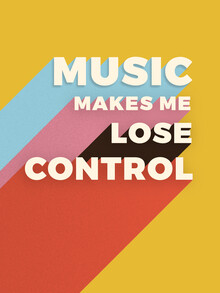 Ania Więcław, MUSIC MAKES ME LOSE CONTROL (Polen, Europa)