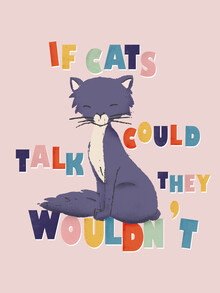 Ania Więcław, If cats could talk, they wouldn't (Polen, Europa)