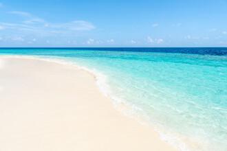 Jan Becke, Beautiful beach in the Maldives (Maldives, Asia)