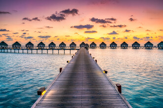 Jan Becke, Holidays in the Maldives (Maldives, Asia)