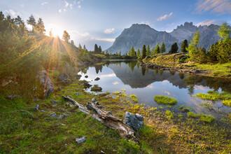 Dave Derbis, Lago di Limides (Italy, Europe)