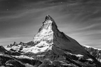 Jan Becke, Summit of the Matterhorn mountain (Switzerland, Europe)
