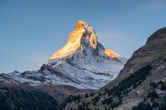 Jan Becke, Das Matterhorn in der Schweiz (Schweiz, Europa)
