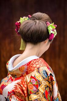 Jan Becke, Uchikake Kimono (Japan, Asien)