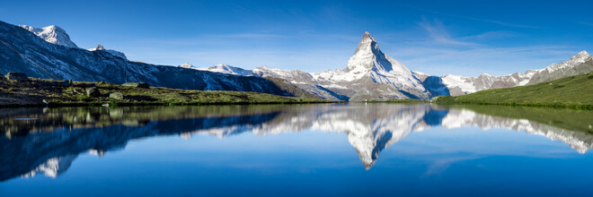 Jan Becke, Swiss Alps with Matterhorn (Switzerland, Europe)