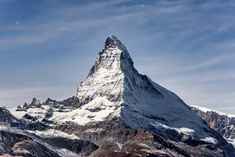 Jan Becke, Das Matterhorn (Schweiz, Europa)