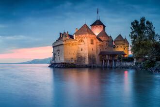 Jan Becke, Schloss Chillon am Genfersee (Schweiz, Europa)