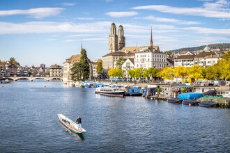 Jan Becke, City of Zurich (Switzerland, Europe)