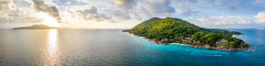 Jan Becke, Island paradise Seychelles (Seychelles, Africa)