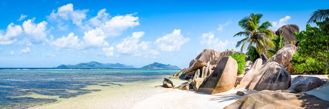 Jan Becke, Beach holidays in the Seychelles (Seychelles, Africa)