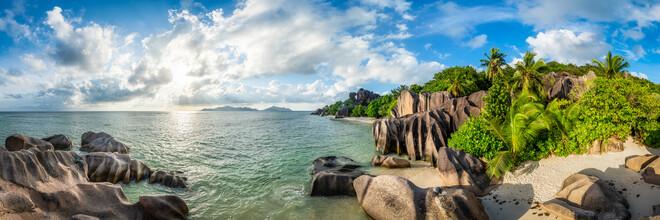 Jan Becke, Holiday in the Seychelles (Seychelles, Africa)