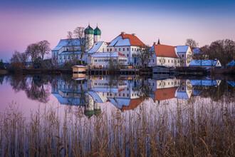 Martin Wasilewski, Monastery in the Mirror (Germany, Europe)