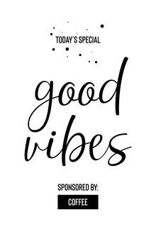 Melanie Viola, Today's Special GOOD VIBES Sponsored by Coffee (Germany, Europe)