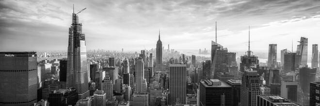 Jan Becke, New York City Skyline Panorama (Vereinigte Staaten, Nordamerika)