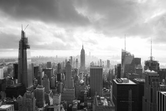 Jan Becke, Manhattan skyline and Empire State Building (United States, North America)