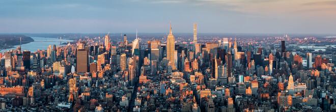 Jan Becke, New York City panorama (United States, North America)