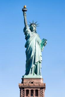 Jan Becke, Freiheitsstatue in New York (Vereinigte Staaten, Nordamerika)