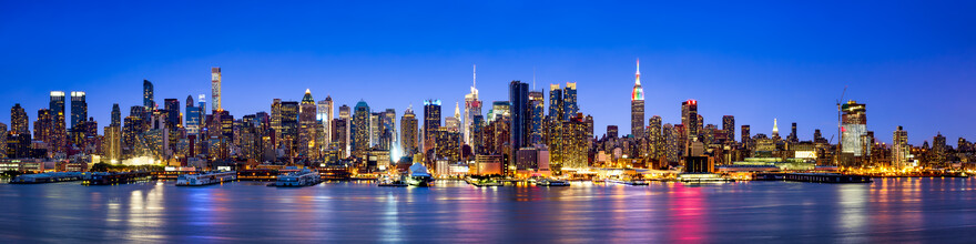 Jan Becke, New York City skyline (United States, North America)