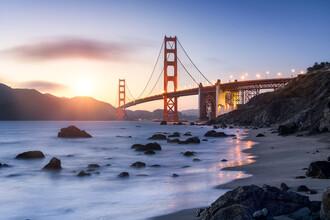 Jan Becke, Golden Gate Bridge (Vereinigte Staaten, Nordamerika)