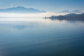 Martin Wasilewski, Winter at lake Chiemsee (Germany, Europe)